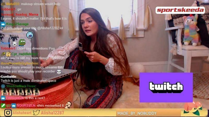 Alisha 12287