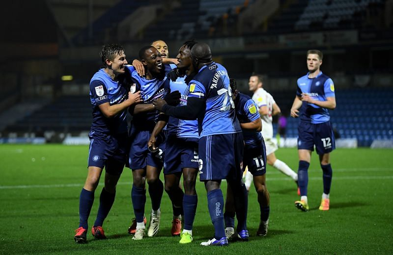 Wycombe Wanderers have finally earned their first-ever point as a Championship club