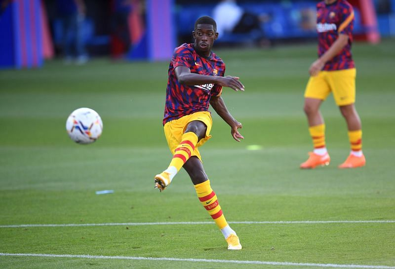 Ousmane Dembele has not met expectations at Barcelona
