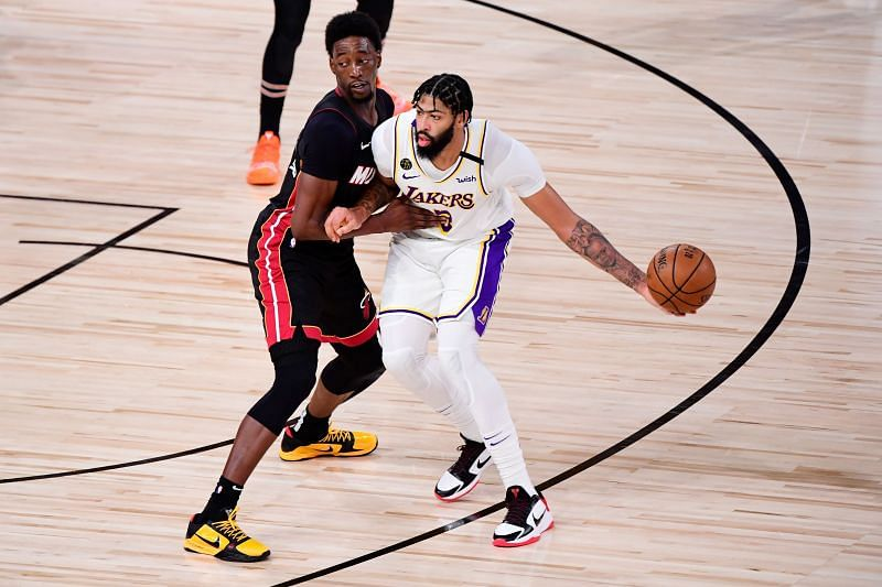 Anthony Davis likely to sign a two-year deal with the LA Lakers.