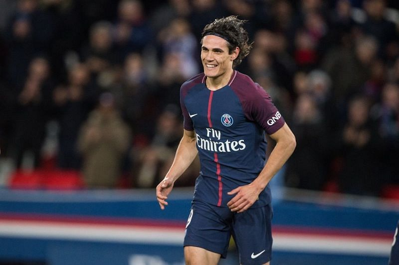 Edinson Cavani has arrived at Manchester United after a prolific spell with Paris St. Germain.