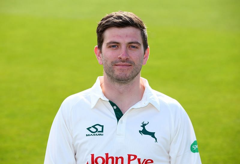 Nottinghamshire CCC Photocall