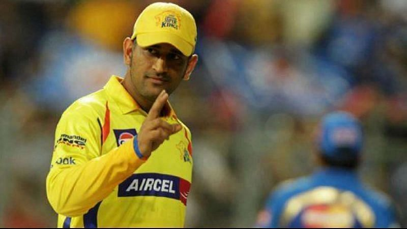 MS Dhoni has batted quite low down the order for Chennai Super Kings in IPL 2020