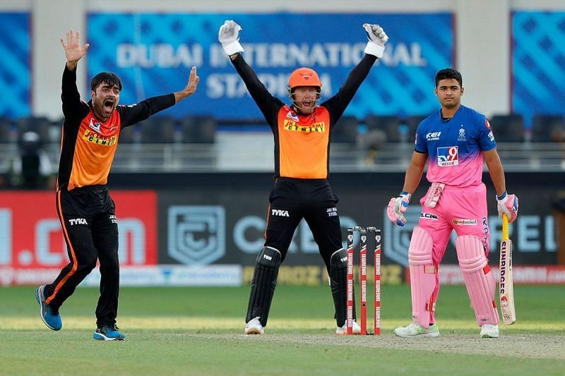 Can the Sunrisers Hyderabad avenge their previous defeat against the Rajasthan Royals? (Image credits: IPLT20,com)
