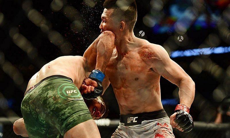Yair Rodriguez vs. Chan Sung Jung