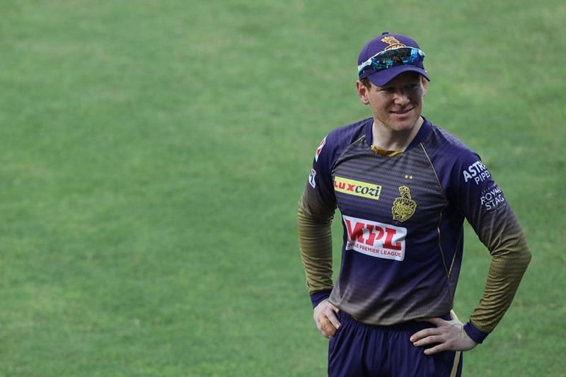 KKR skipper Eoin Morgan has quite a few issues to sort out before they face off against DC