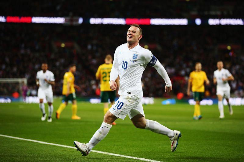 Legendary English striker Wayne Rooney has achieved the feat twice