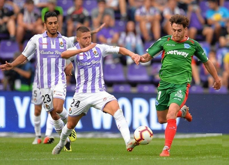 Relegation candidates Real Valladolid and Alaves face off in desperate need of more points
