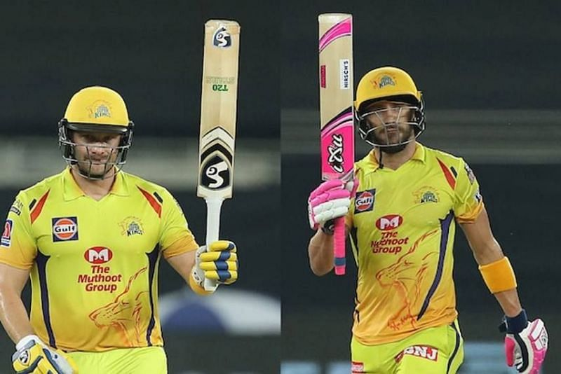 Both Watson and Du Plessis remained unbeaten in the end as CSK thumped KXIP by 10 wickets