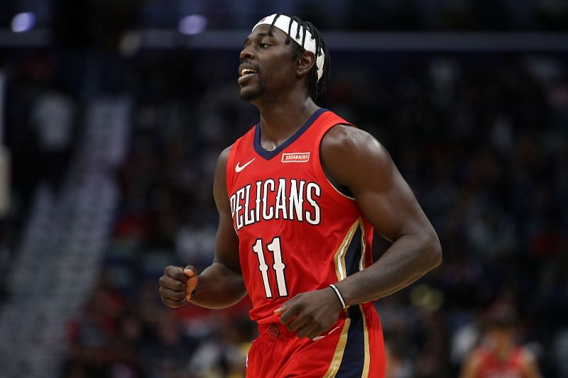 The Denver Nuggets are reportedly interested in Jrue Holiday.