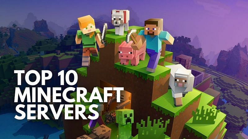 Top 10 Minecraft Servers In 2020