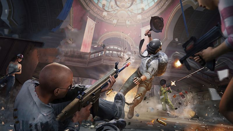 PUBG Corporation is reportedly in talks with Airtel to bring PUBG Mobile back to India (Image Credits: uhdpaper.com)