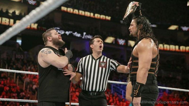 WWE Roman Reigns - Page 7