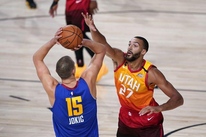 Denver Nuggets vs Utah Jazz - Game Four
