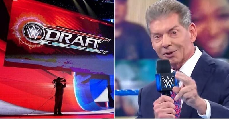 The WWE Draft will take place this week on SmackDown and on next week