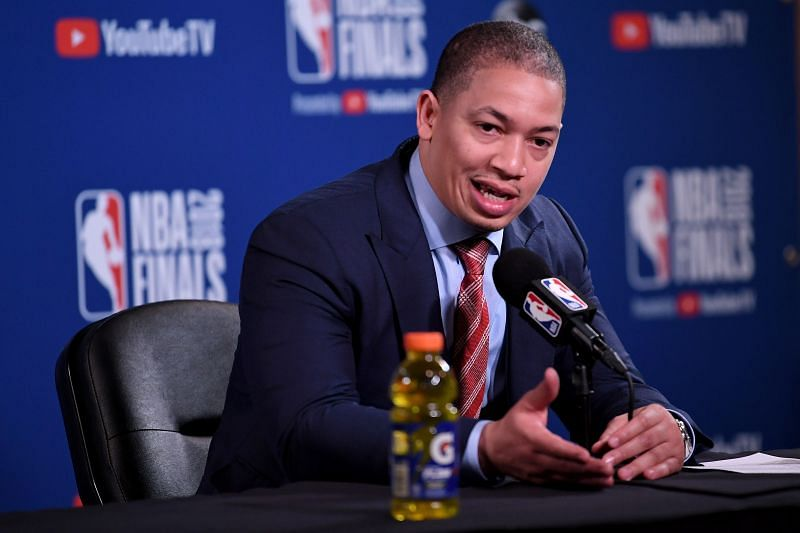Tyronn Lue has been considered for multiple head coaching jobs in the NBA.