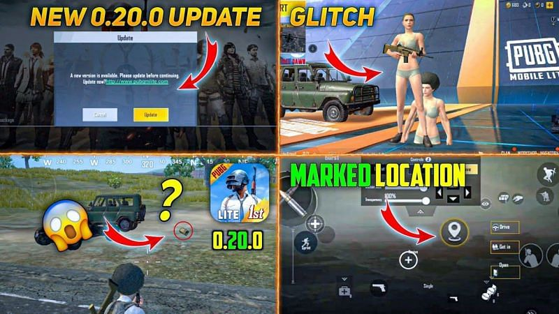 PUBG Mobile Lite developers recently released the 0.20.0 beta which has several new features (Image Credits: Krish Gamer / YouTube)