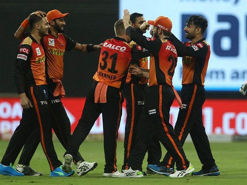 Although SRH lost the game, David Warner was happy with the effort of the bowlers in restricting KXIP