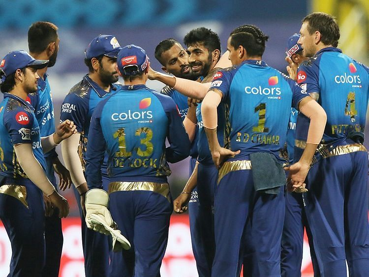 The Mumbai Indians are on a roll, winning their last three games.