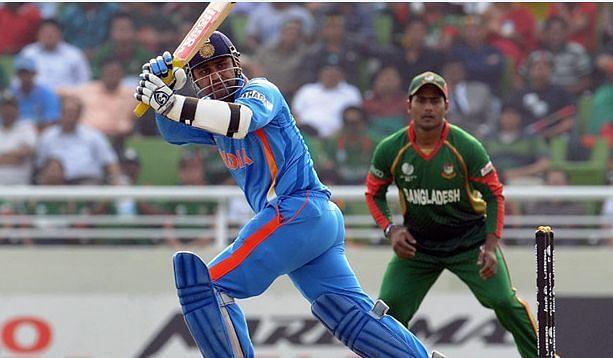 सहवाग ने 5अलग-अलग मैचों में पहली ही गेंद पर बाउंड्री लगाईं
