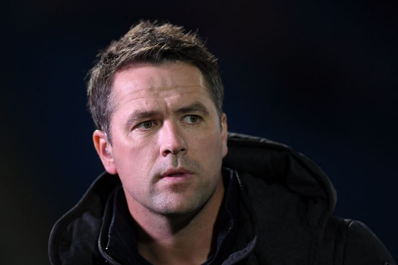 MTV Pundit and former Manchester United player Michael Owen