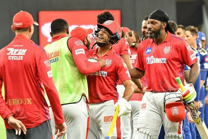 The Kings XI Punjab defeated the Mumbai Indians last night in IPL 2020 (Image credits: IPLT20.com)