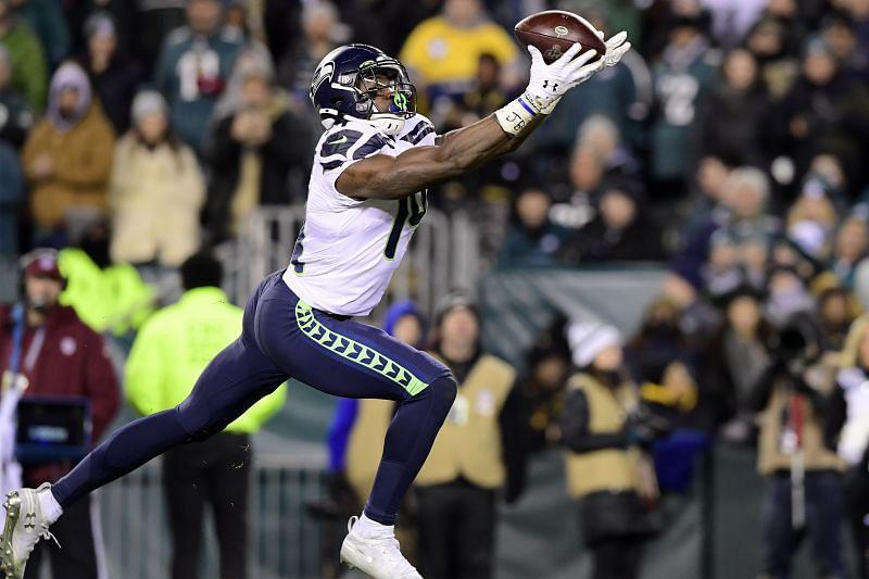 Seattle Seahawks receiver DK Metcalf