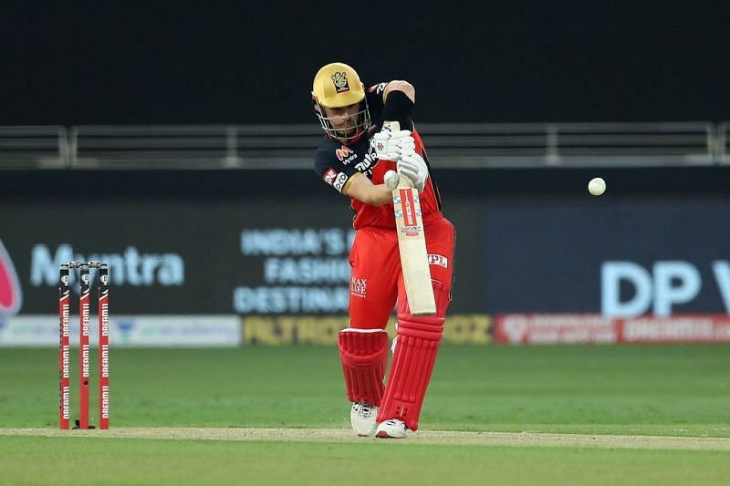 Aaron Finch will need to step up tomorrow.