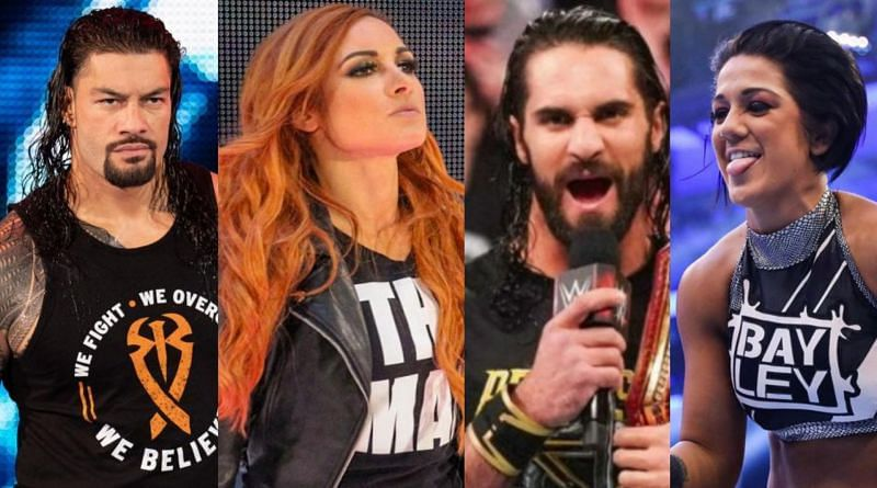 WWE locker room leaders help, advise and support those around them