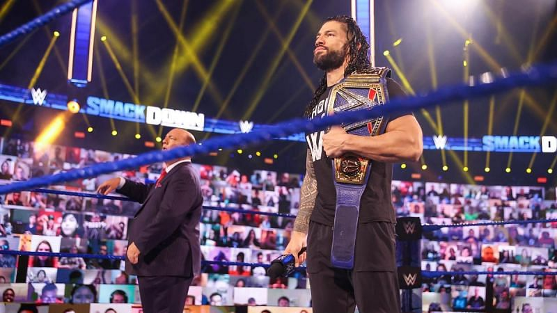 Roman Reigns could be in the crosshairs of The Viper