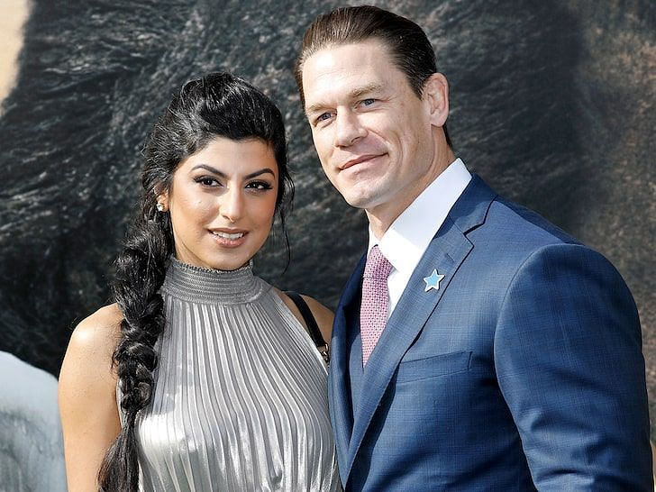 John Cena and Shay married earlier this week
