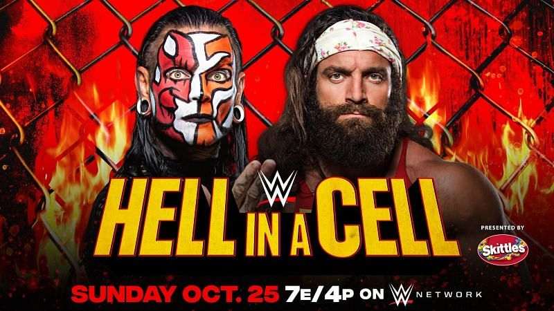 Elias faces Jeff Hardy on Sunday because he clearly didn