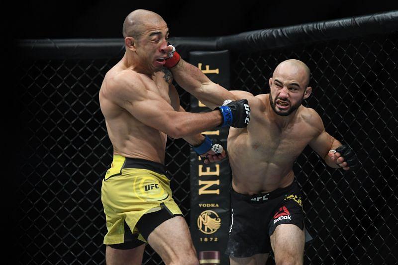 Marlon Moraes defeated UFC legend Jose Aldo in his last fight