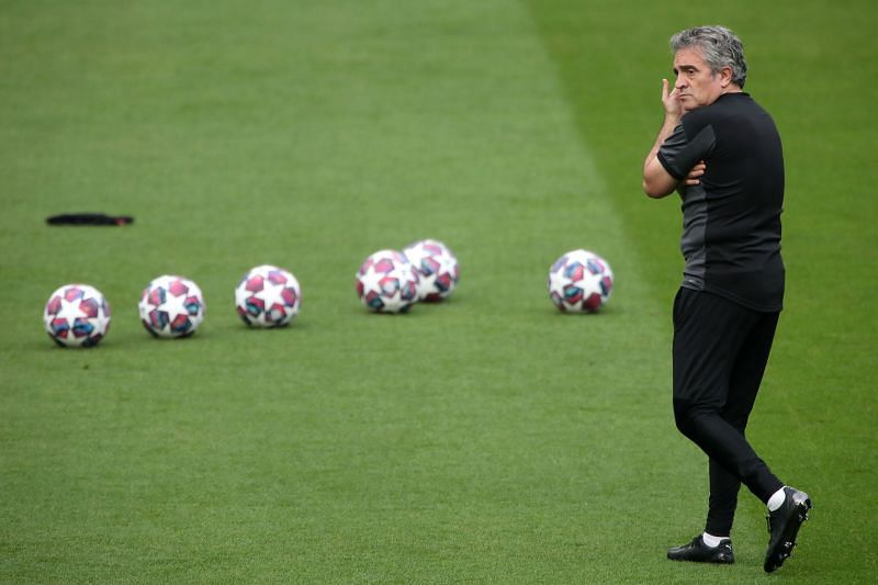 Juanma Lillo is currently assistant coach at Manchester City