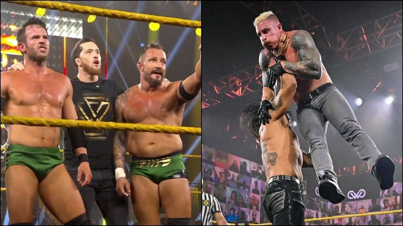 WWE NXT had some great moments this week