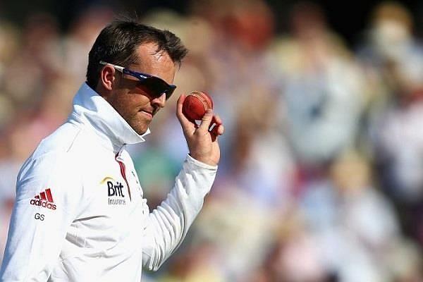 इंग्लैंड के पूर्व दिग्गज क्रिकेटर ग्रीम स्वान