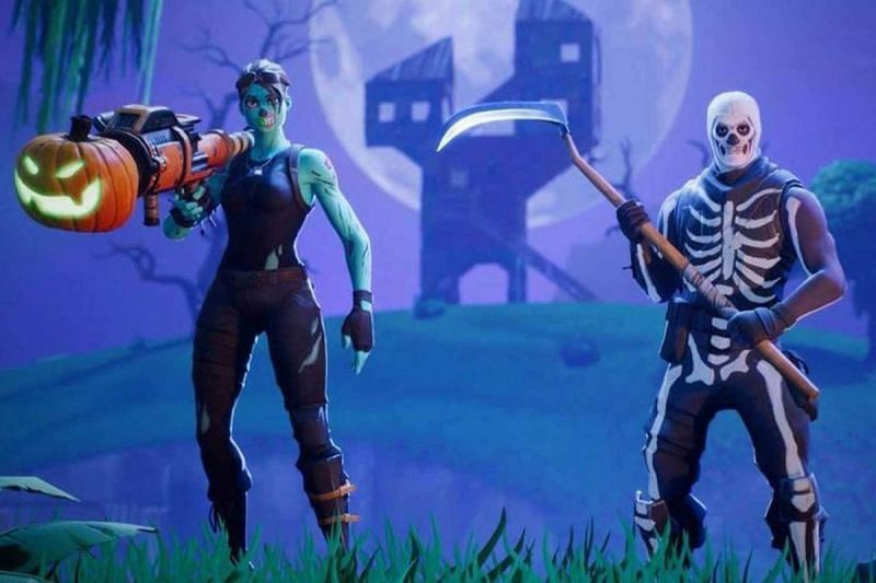 Fortnite Halloween Update 2020 Release Date Fortnite Halloween 2020: Top 5 skins that may drop this year