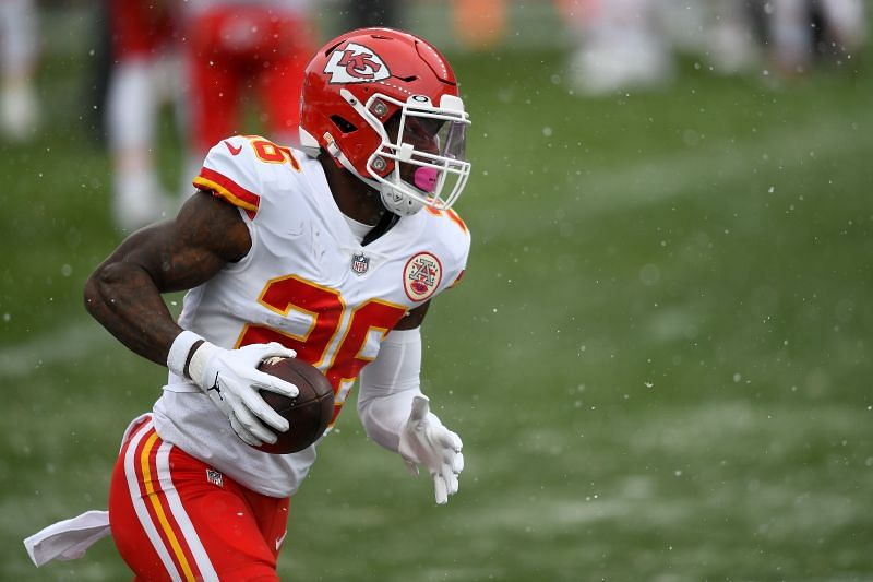 Will Chiefs new RB Le