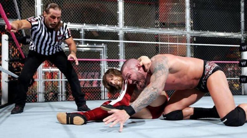 Plenty of Drama [Photo credit: WWE.com]