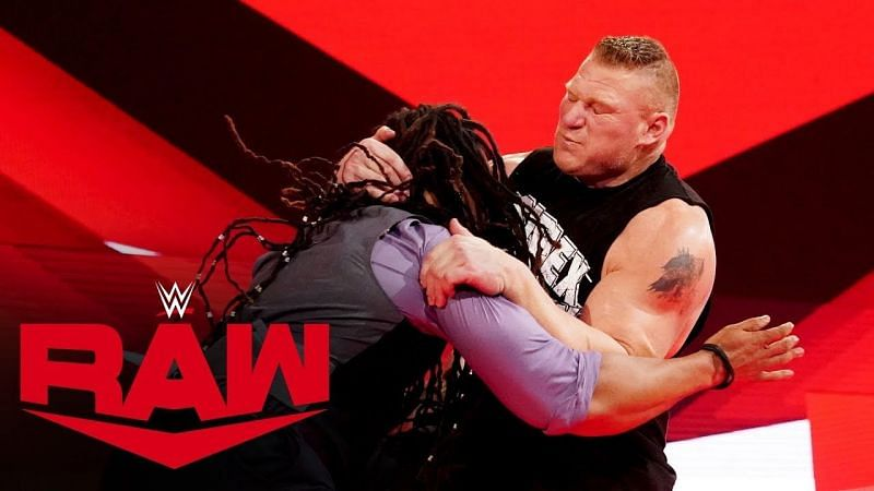 Brock Lesnar and Dio Maddin