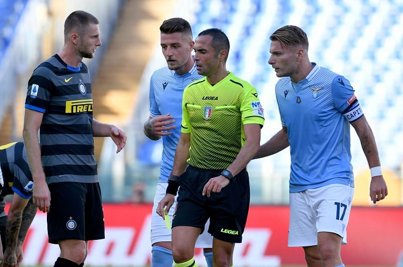 Lazio 1-1 Inter Milan: Player Ratings from an eventful encounter in Rome | Serie A 2020-21