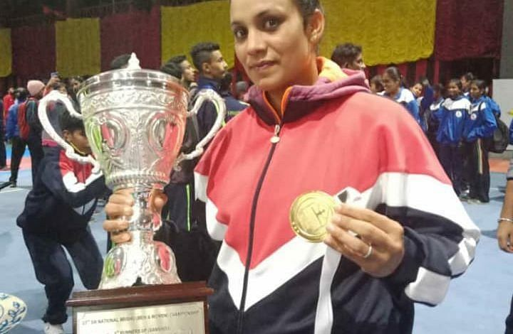 Poonam Khatri (PC: Voice of Indian Sports)