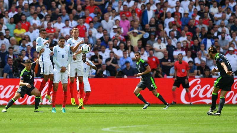 England have won every game against Wales in the 21st century, including the Euro 2016 clash