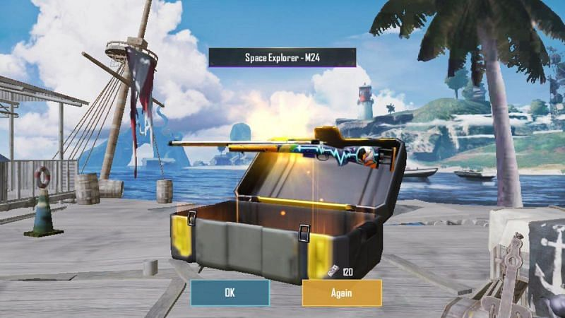 PUBG Mobile has a large variety of weapons for players to choose from