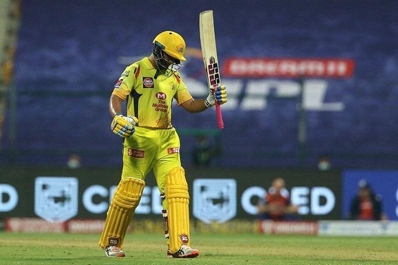 Ambati Rayudu notched up a match-winning fifty in the IPL 2020 season opener