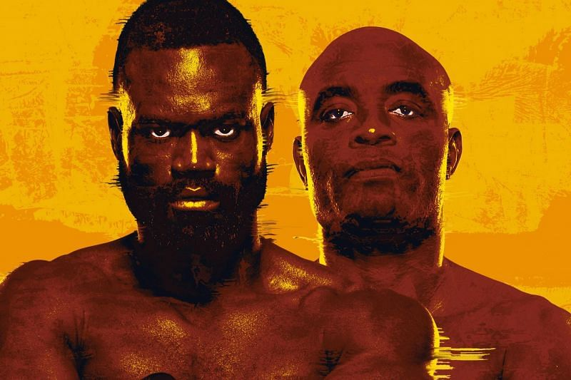 UFC legend Anderson Silva faces Uriah Hall in his retirement fight this weekend
