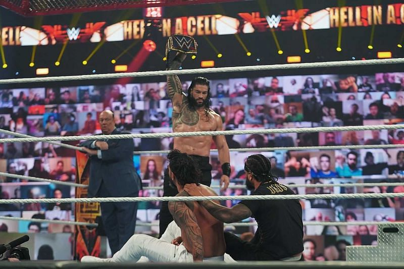 Roman Reigns vs. Jey Uso might not be over yet.