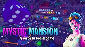 mystic mansion fortnite