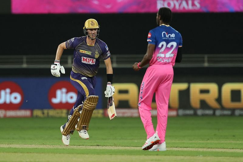 Can the Kolkata Knight Riders complete a double over the Rajasthan Royals in IPL 2020? (Image Credits: IPLT20.com)