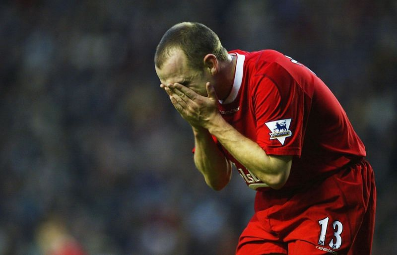 Murphy scored a handful of crucial goals for Liverpool in the Premier League